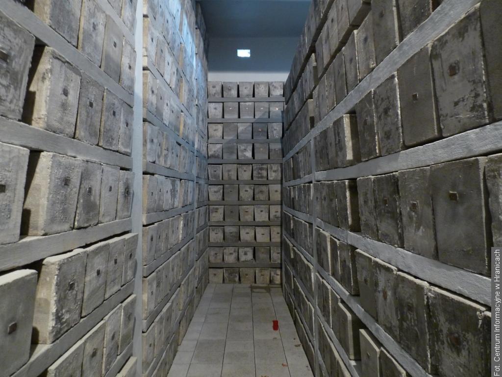 Ve vojenském mauzoleu v Hranicích je pohřbeno na pět set polských vojáků