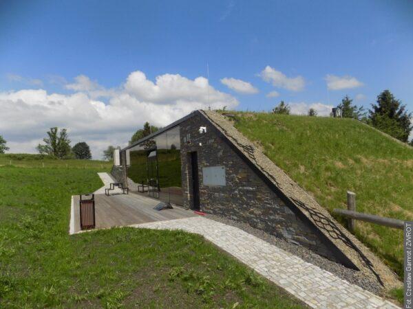 Návštěvnické centrum na Šancích je už v provozu