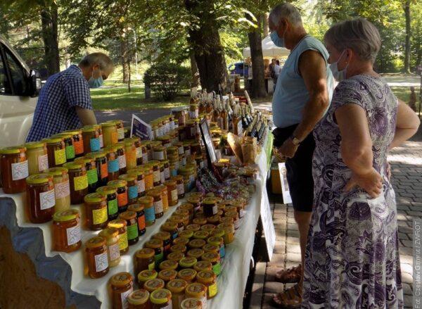 V Ustroni probíhá Mezinárodní výstava regionálních výrobků