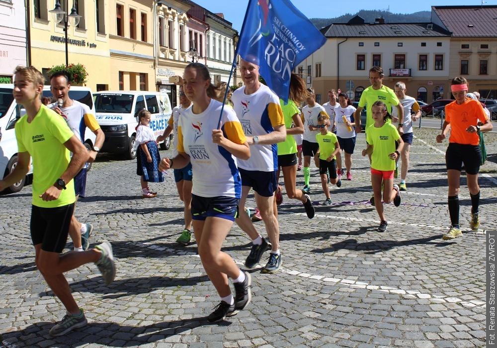 Mírový běh v roce 2020 odstartoval v Bukovci