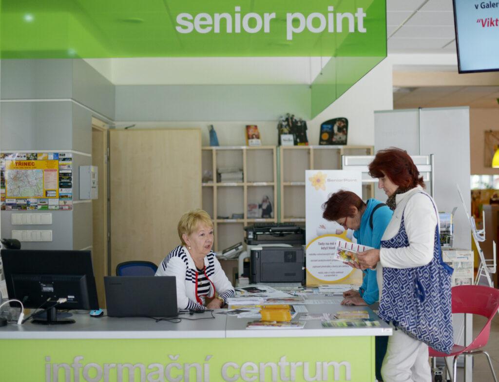 Knihovna Třinec spouští speciální IT poradnu nejen pro seniory