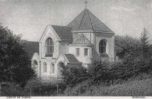 Před 81 lety nacisté vypálili synagogu v Ustroni
