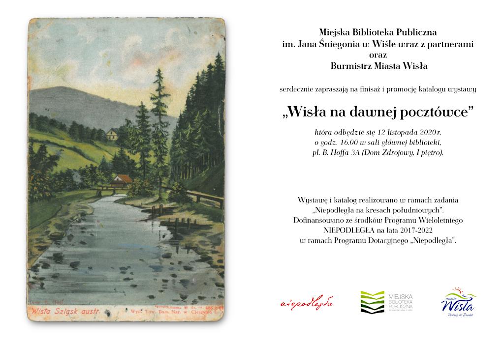 Finisáž výstavy a prezentace katalogu ve Visle