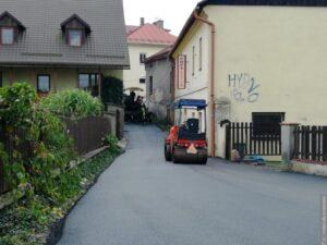 Jablunkov investoval dva miliony korun do oprav cest