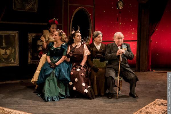 Nové představení polské scény online