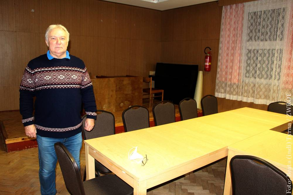 Členové PZKO využili období pandemie na drobné renovace Domu PZKO v Orlové- Lutyni