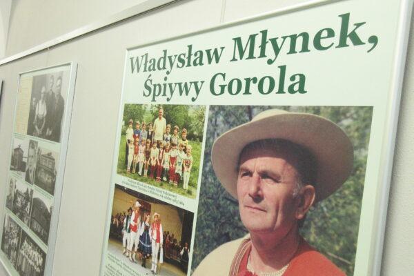 Výstava věnovaná Władysławu Młynkovi je k vidění v sídle PZKO