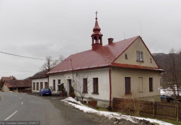 Obecní úřad v Řece sídlí v bývalé polské škole