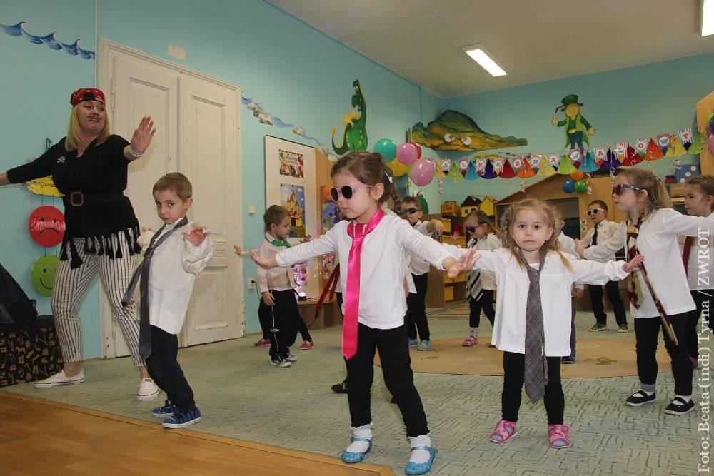 Karneval ve školce v Karviné