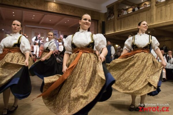 Plesy – kouzlo vzpomínek