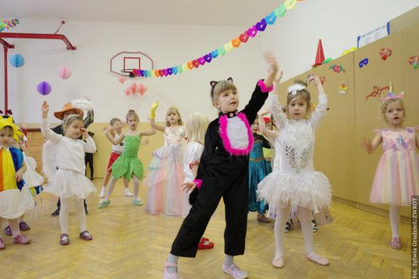 Maškarní ples  v Oldřichovicích