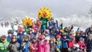 Lyžařské závody pro děti s Ustroniaczkem již po dvacáté