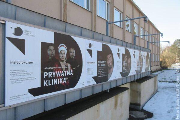Těšínské divadlo má nový web