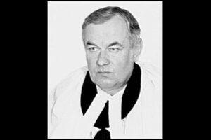 Zemřel biskup Jan Niedoba