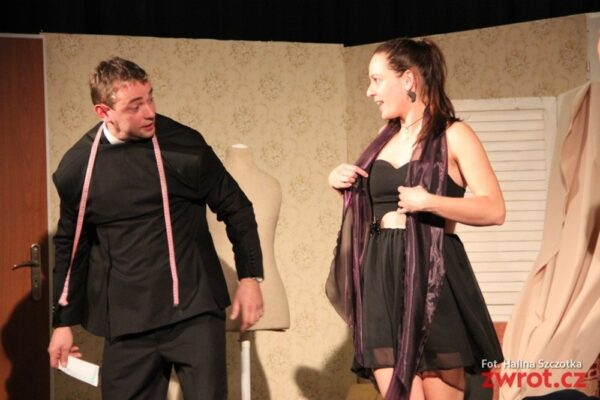 Divadelníci z Komorní Lhotky vás zvou na divadelní představení