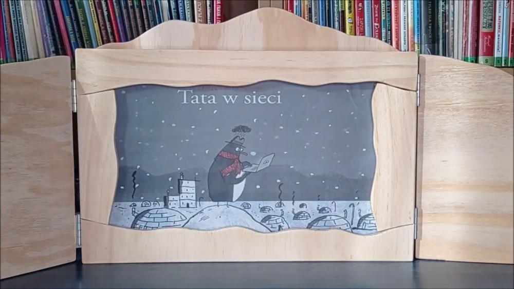 Městská knihovna v Českém Těšíně připravila online pohádku pro nejmenší