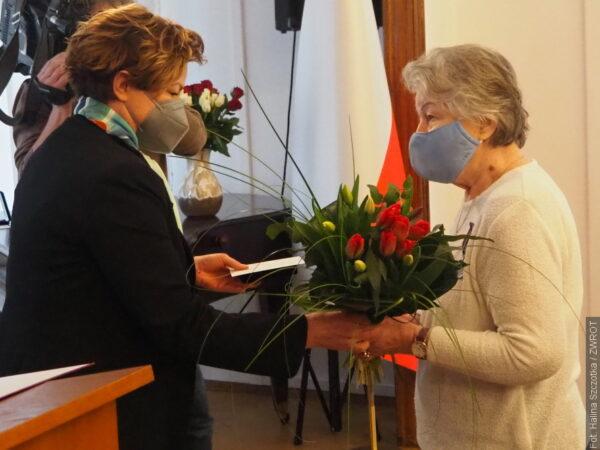 Vyznamenání za uctívání památky obětí katyňského masakru