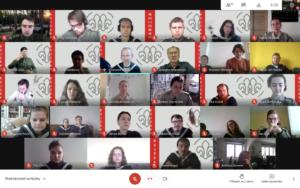 XVI Harcerský sjezd a on-line školení vedoucích