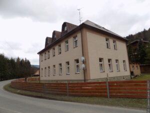 Bývalá polská škola v Horní Lomné
