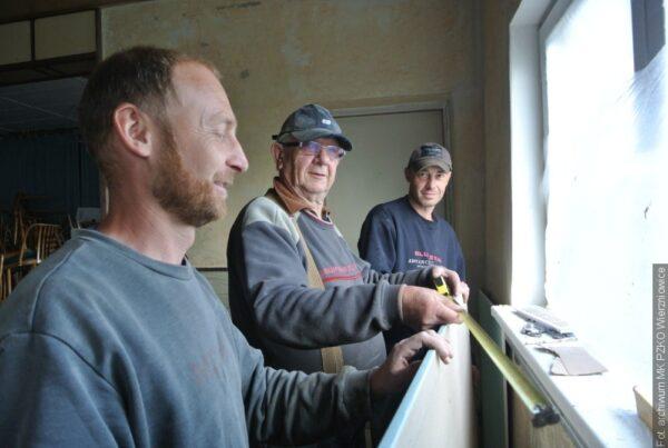 Renovaci provádějí z vlastních peněz