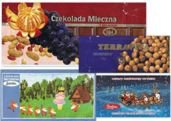 Oblíbené sladkosti z období PLR (a počátku 90. let) online