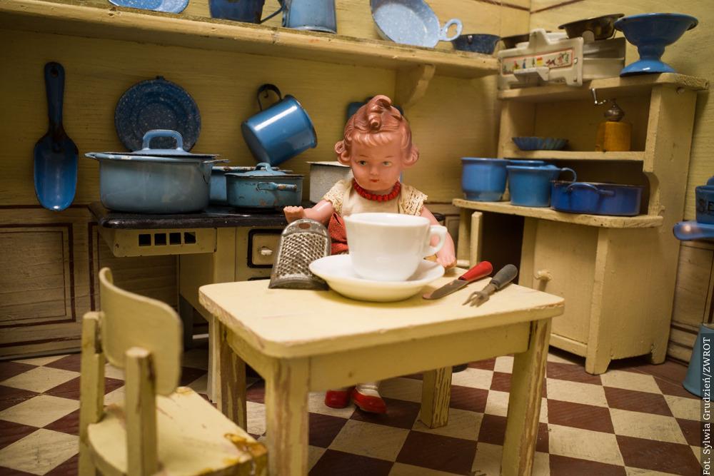 Domečky pro panenky v třineckém muzeu