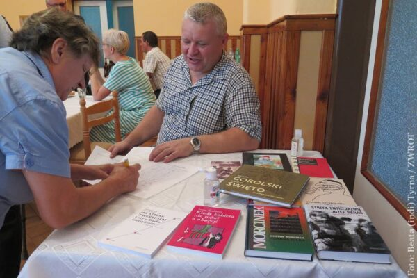 V neděli se Poláci z Hrádku sešli na výroční schůzi PZKO