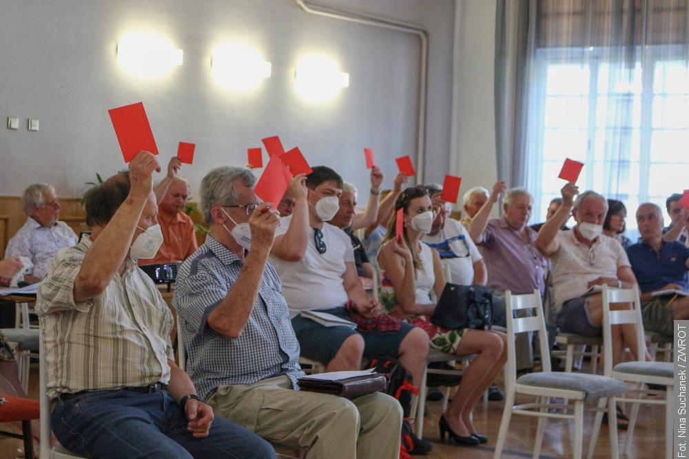 Konvent předsedů debatoval o blížícím se Sjezdu PZKO