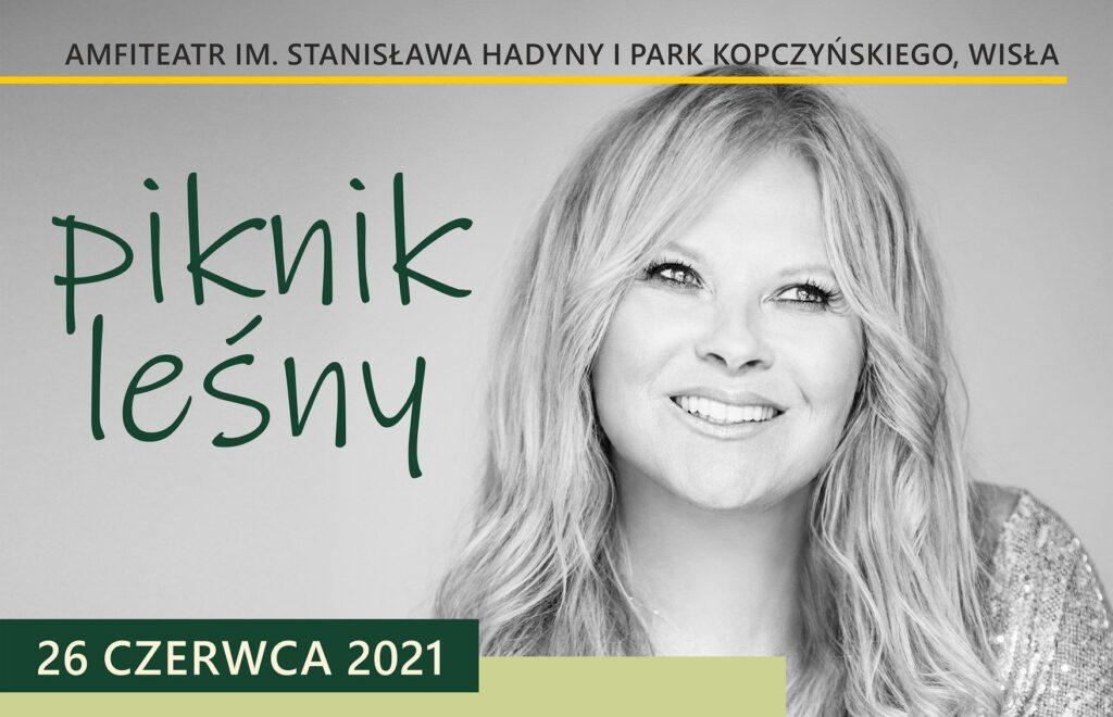Hvězdou letošního Lesního pikniku ve Wisle bude zpěvačka Urszula