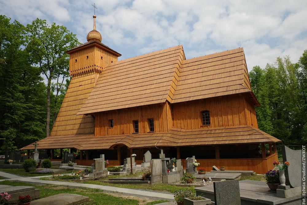 Už zítra bude posvěcen dřevěný kostelík v Gutech