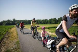 Výlet železnou cyklotrasou
