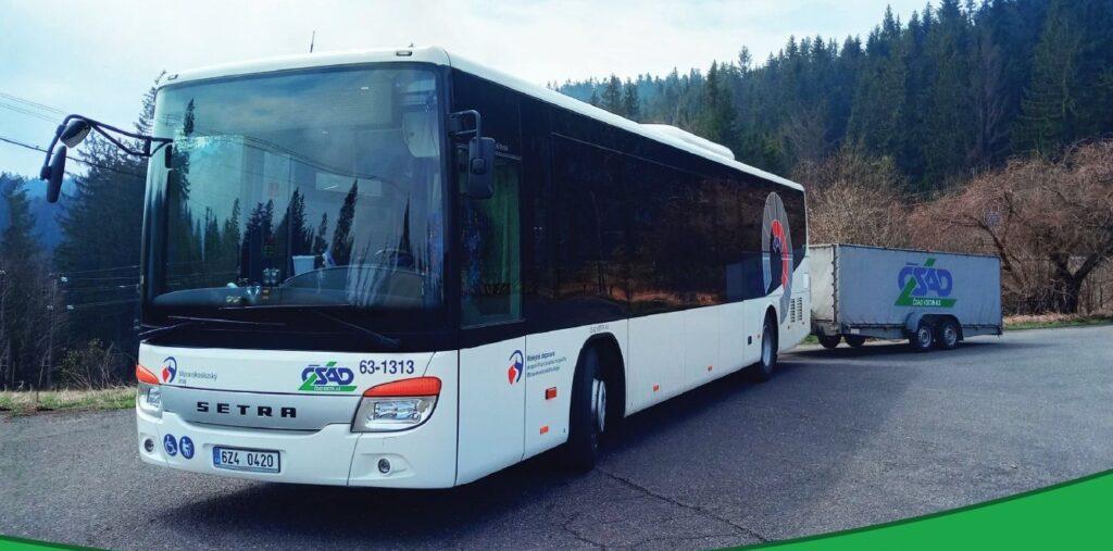 Nová linka cyklobusu usnadní dopravu do Beskyd z Českého Těšína i Třince