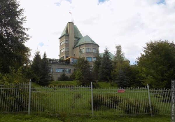 Prezidentský zámeček ve Wisle je nadále uzavřen