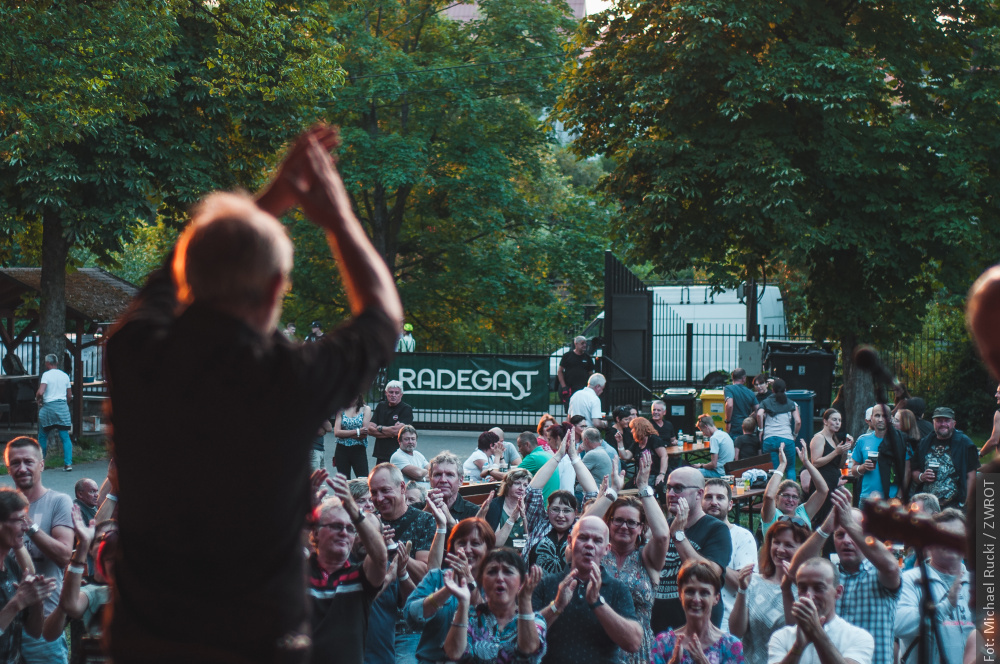 Historie polského rocku v Bystřici v podání skupiny Contiband