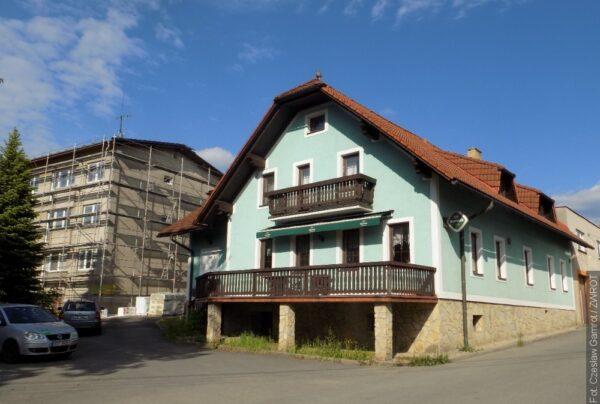 Bývalé polské školy v Nýdku