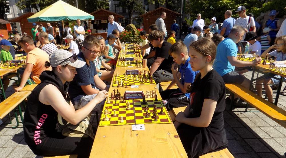 Šachový festival Ustroni také letos. Čestným hostem bude Garri Kasparov