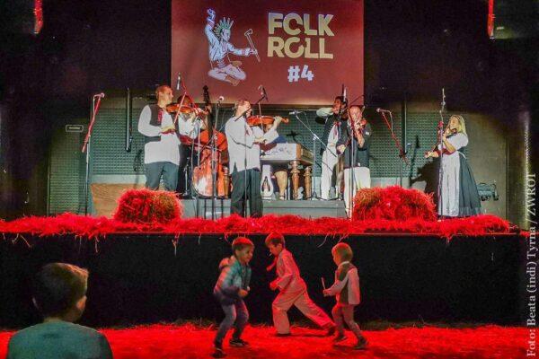 Folk a rock v jablunkovském Rokáči