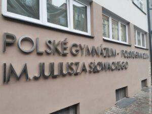 Začíná třetí etapa rekonstrukce polského gymnázia