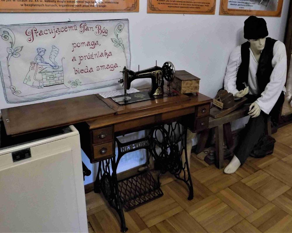 Ustroňské muzeum zve na výstavu starých šicích strojů