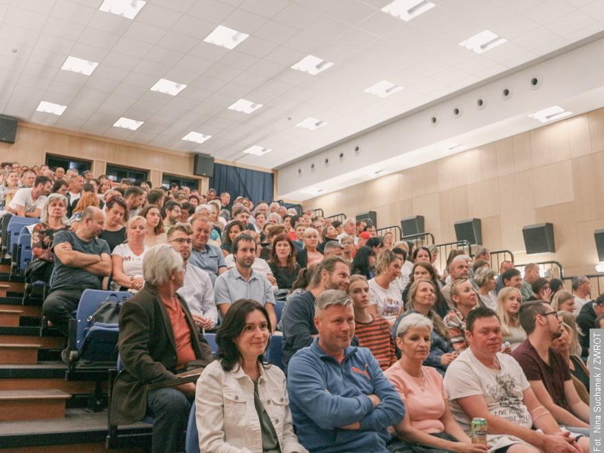 Filmový víkend v Těrlicku pokračuje